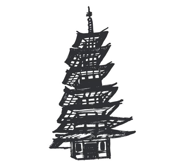 あの『七重の塔』は相模国分寺からワープ?してきた説