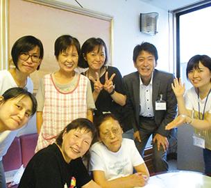 【海老名】【社会福祉法人 中心会】日中介護職員、夜勤介護職員、看護職員