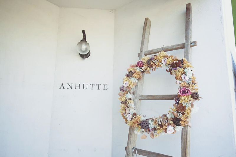 vol.1 ANHUTTE(アンヒュッテ)