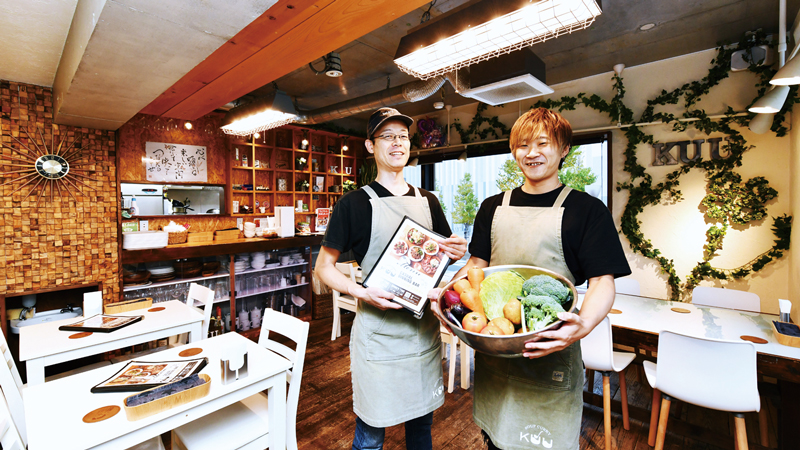 【海老名】【有限会社 堅昇土建】スープカレー専門店「KUU」のスタッフを募集