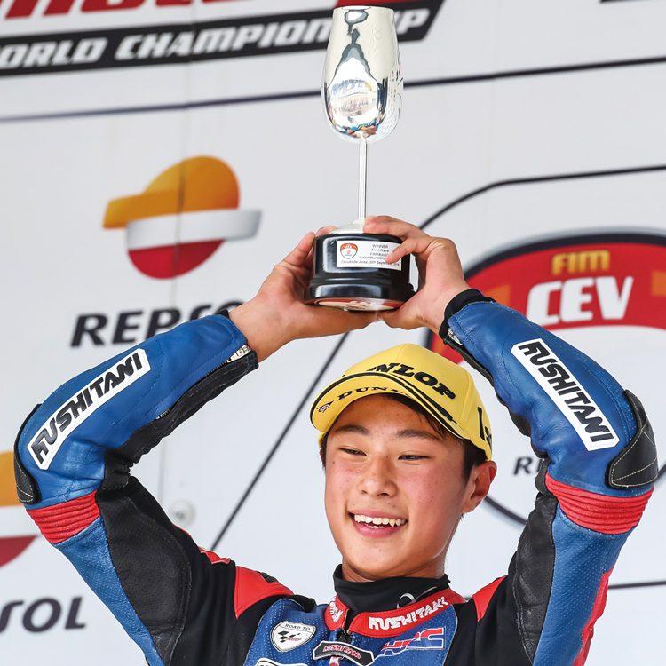 モータースポーツを通して 若者たちの夢を応援したい